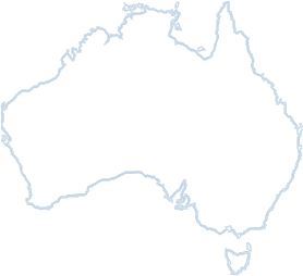 it services provider in India-aus map