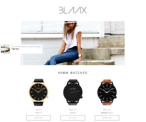 Blaax Watches - Time and Elegance