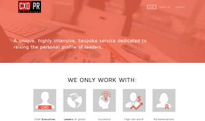custom ecommerce website development-cxo pr