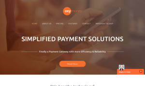 ecommerce website services-oxy