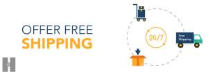 bigcommerce web designer-free shipping
