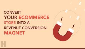 Convert your eCommerce Store into a Revenue Conversion Magnet d