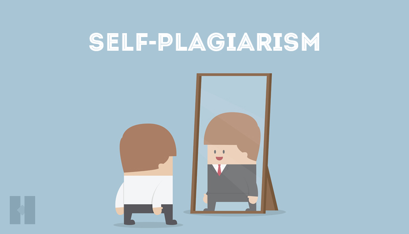 social media marketing company India-Self Plagiarism