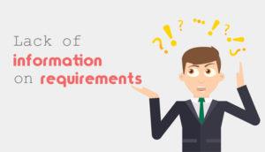custom ecommerce website development India-lack_of_information