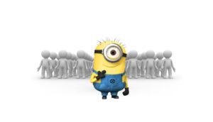 content development company India-Minion Out