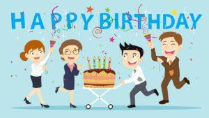 Birthday Bashes-web designing company in Mohali