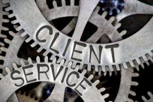 ecommerce website services India-Client Service