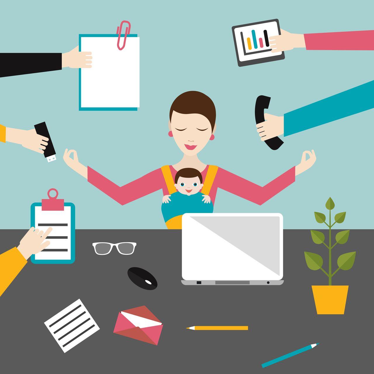 internet marketing India-Multitasking