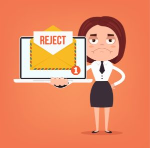 Rejection-top web development companies