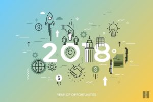 5 Current Technology Trends in 2018 for Great Careers in Technology