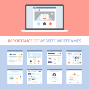 What are Wireframes in Website Design