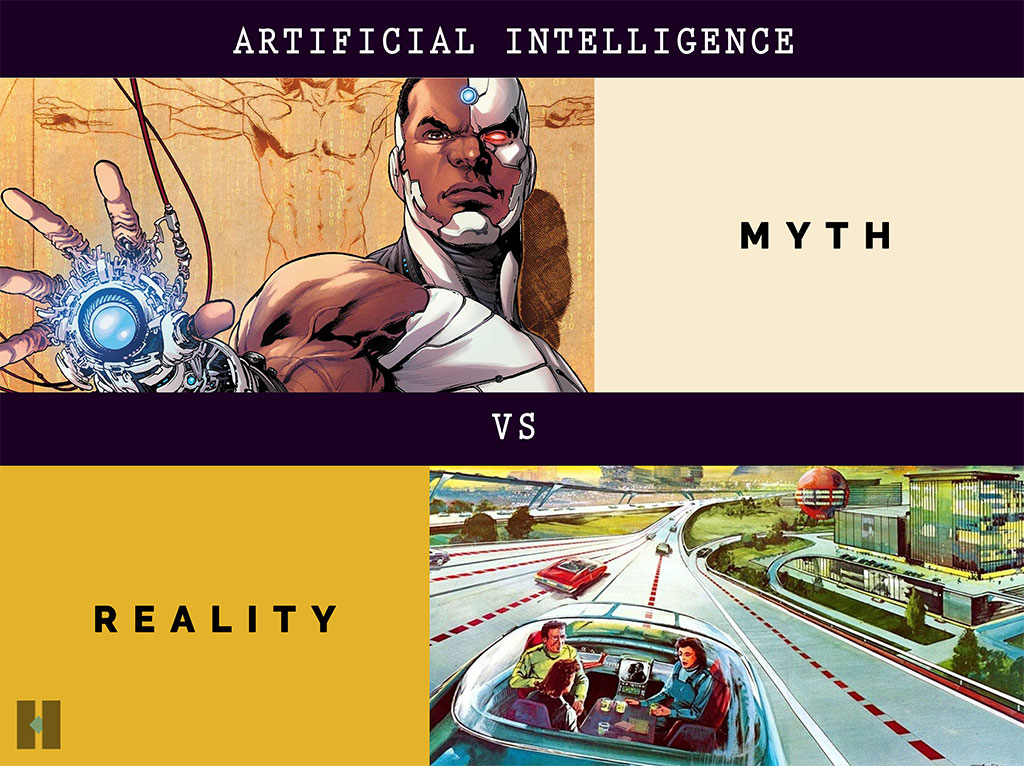Myths of Artificial Intelligence