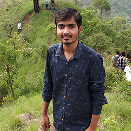 Prashant Jaiswal#bashfulPersonality